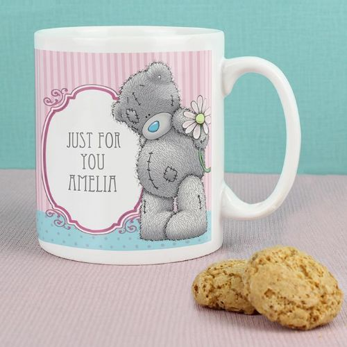 Personalised Me to You Daisy Mug